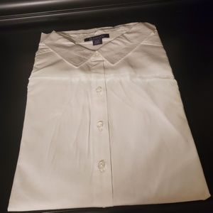 NWT Womens Button-up Blouse ~ size 24W